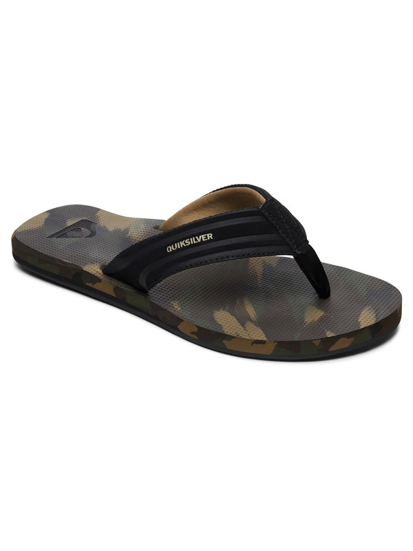 0 Island Oasis - Sandals for Men Multicolor AQYL100401 Quiksilver