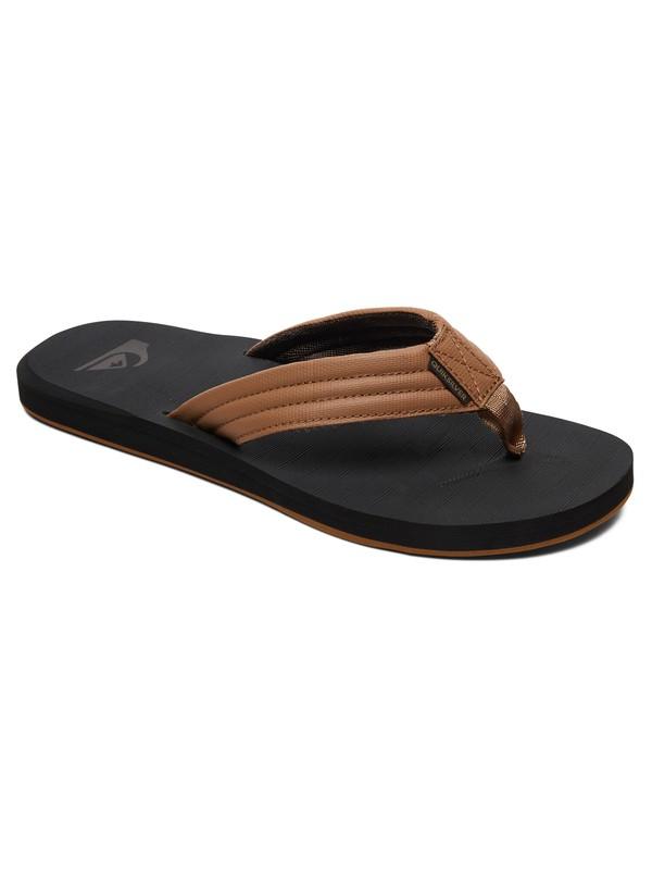 0 Carver Tropics Sandals Beige AQYL100541 Quiksilver