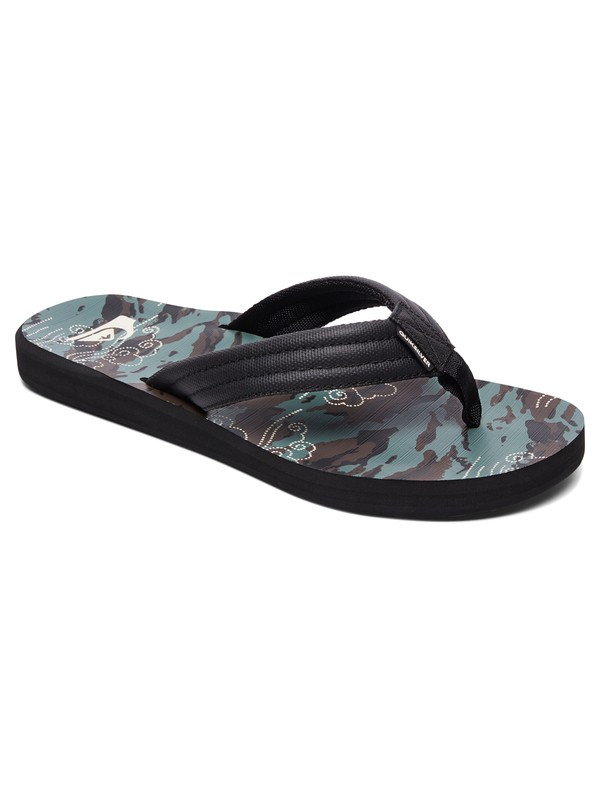 0 Carver Sandals Multicolor AQYL100559 Quiksilver