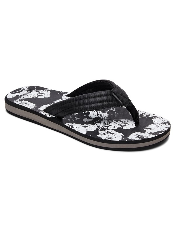 0 Carver Sandals Black AQYL100559 Quiksilver
