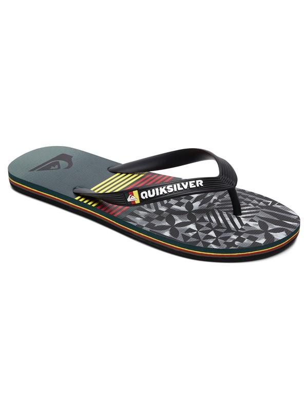 0 Molokai Highline Division Flip-Flops  AQYL100588 Quiksilver
