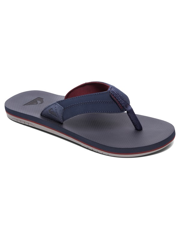0 Coastal Oasis - Sandals Blue AQYL100633 Quiksilver