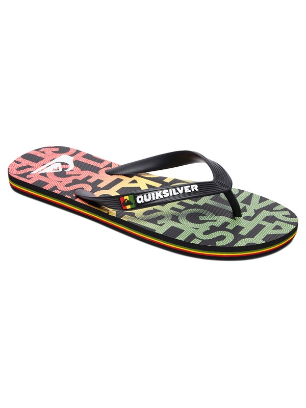 0 Molokai Random - Flip-Flops for Men  AQYL100659 Quiksilver