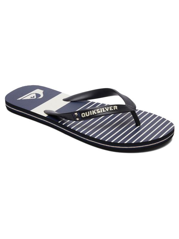 0 Molokai Tijuana - Flip-Flops for Men Black AQYL100682 Quiksilver