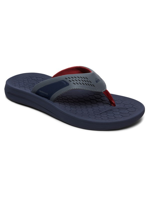 0 Layover Travel Sandals Blue AQYL100694 Quiksilver