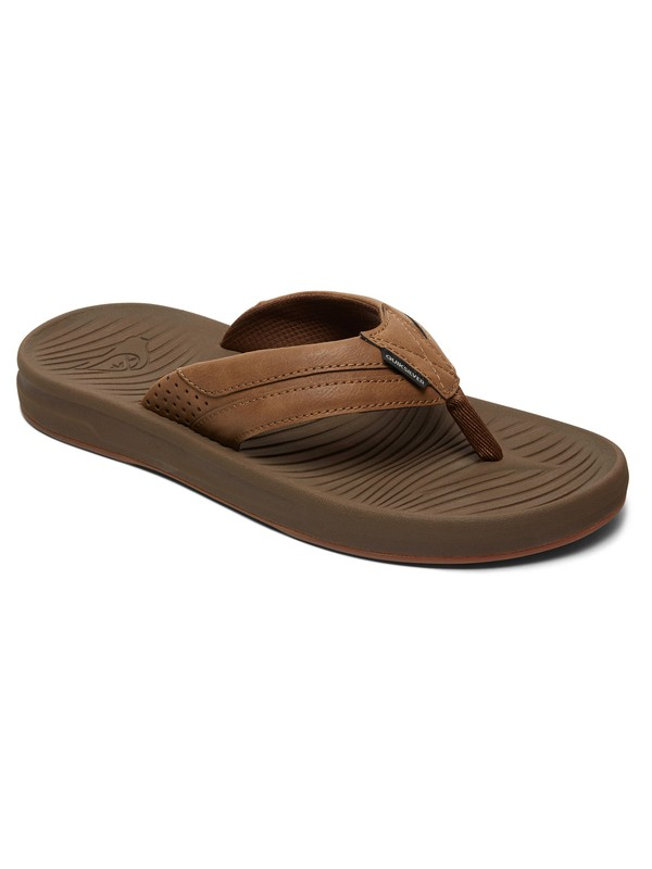 0 Travel Oasis Sandals Beige AQYL100754 Quiksilver