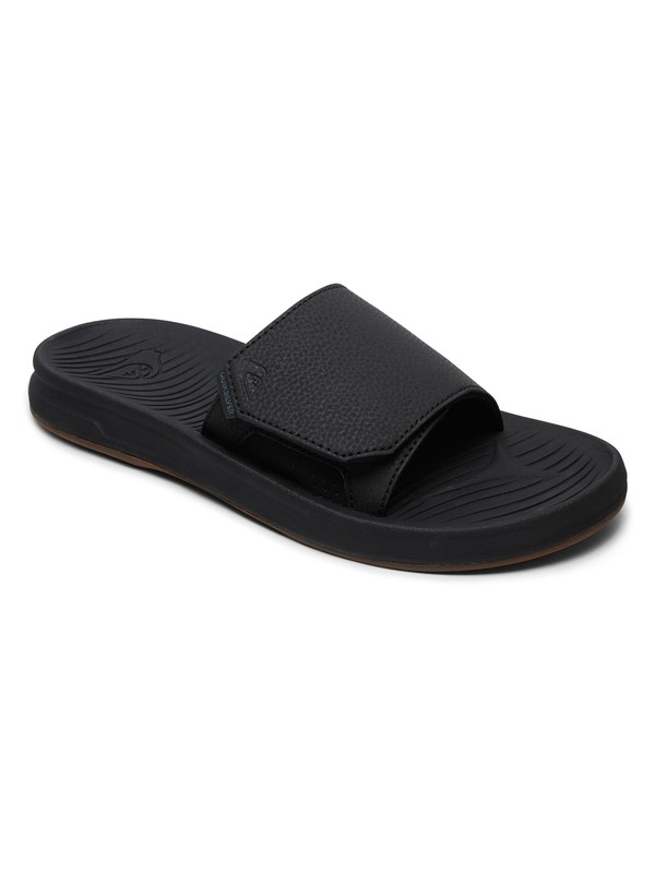 0 Travel Oasis Sliders Black AQYL100755 Quiksilver