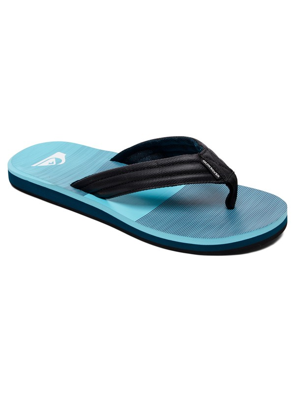 0 Carver Sandals Black AQYL100809 Quiksilver