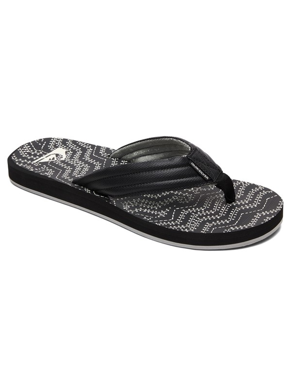 0 Carver Sandals Grey AQYL100809 Quiksilver