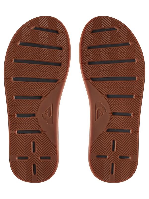 Haleiwa Plus Nubuck - Leather Sandals for Men  AQYL100843