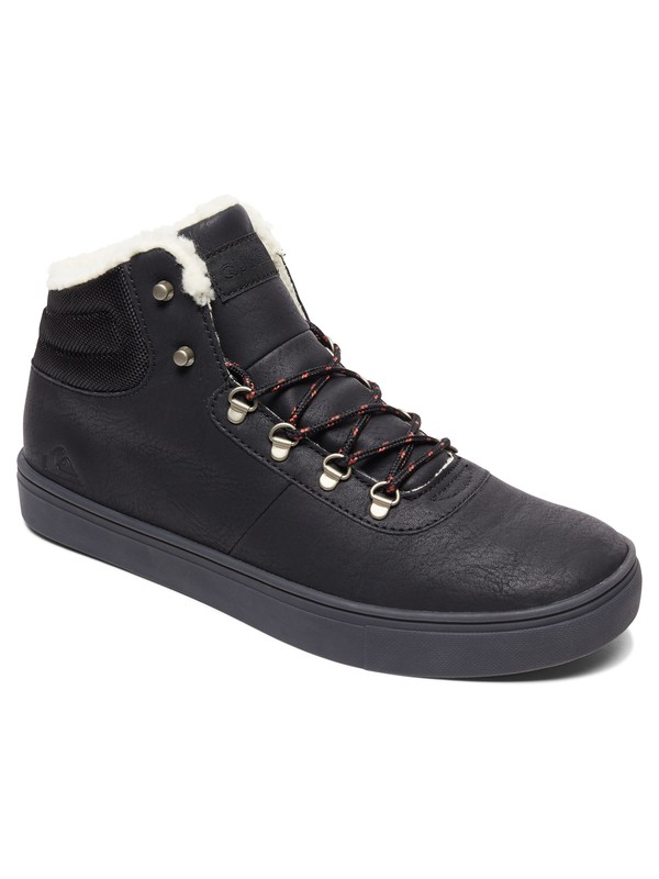 0 Jax - Water-Resistant High-Top Shoes for Men  AQYS100022 Quiksilver