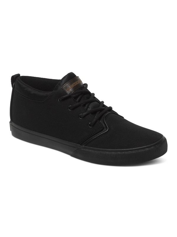 0 Griffin Canvas Mid Shoes  AQYS300025 Quiksilver