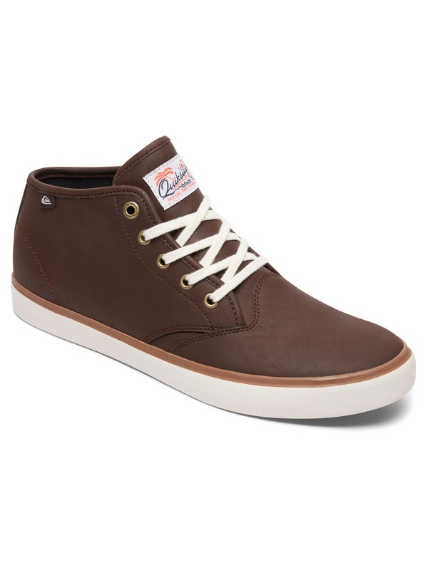 0 Zapato de Media Bota Shorebreak Deluxe Marrón AQYS300045 Quiksilver