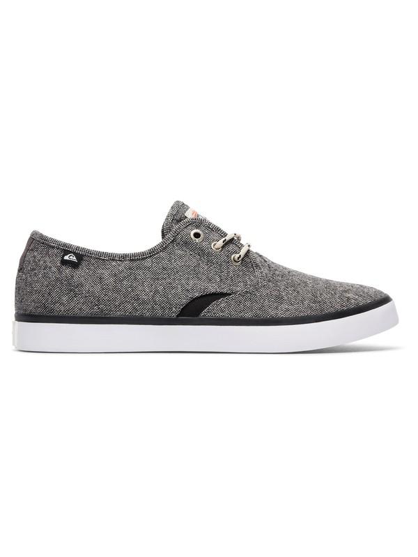 0 Shorebreak Deluxe - Chaussures à enfiler avec lacets Gris AQYS300061 Quiksilver
