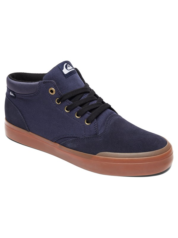 0 Verant - Mid-Top Shoes for Men Blue AQYS300065 Quiksilver