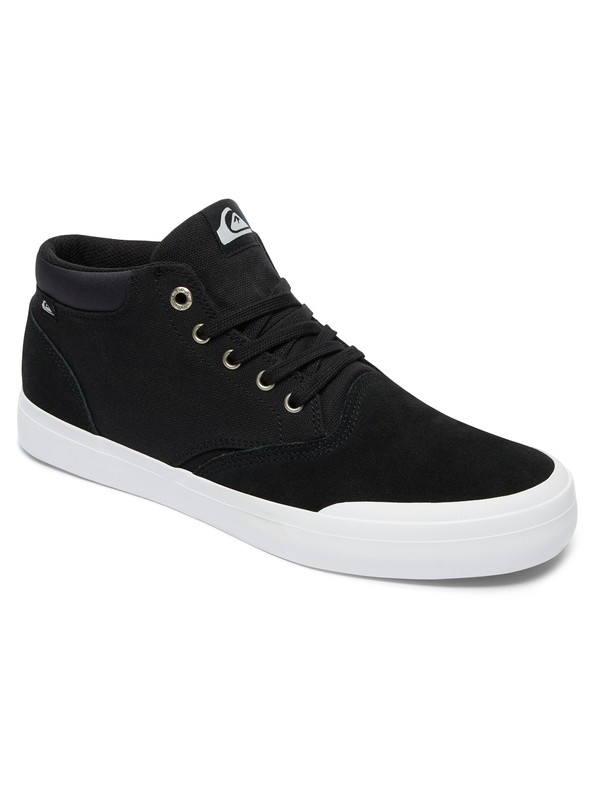 0 Verant Mid-Top Shoes Black AQYS300065 Quiksilver