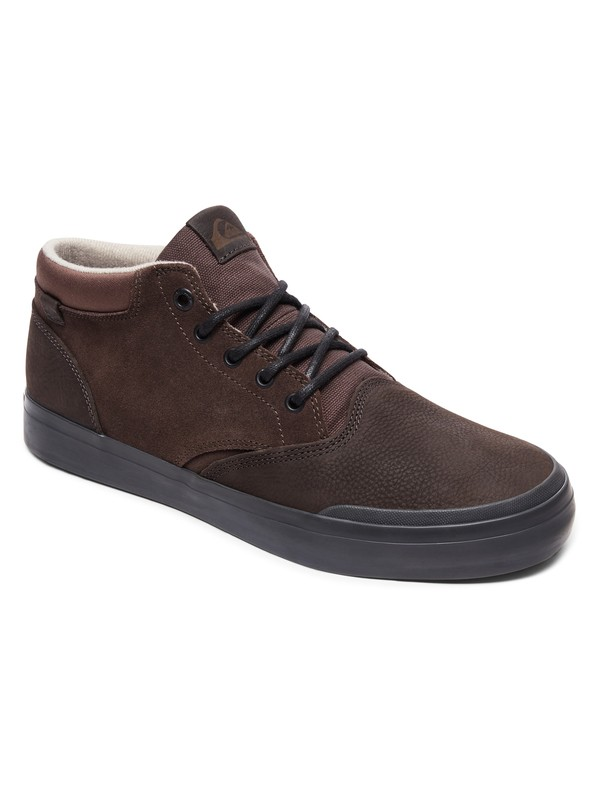 0 Verant Deluxe - Mid-Top Shoes for Men  AQYS300072 Quiksilver