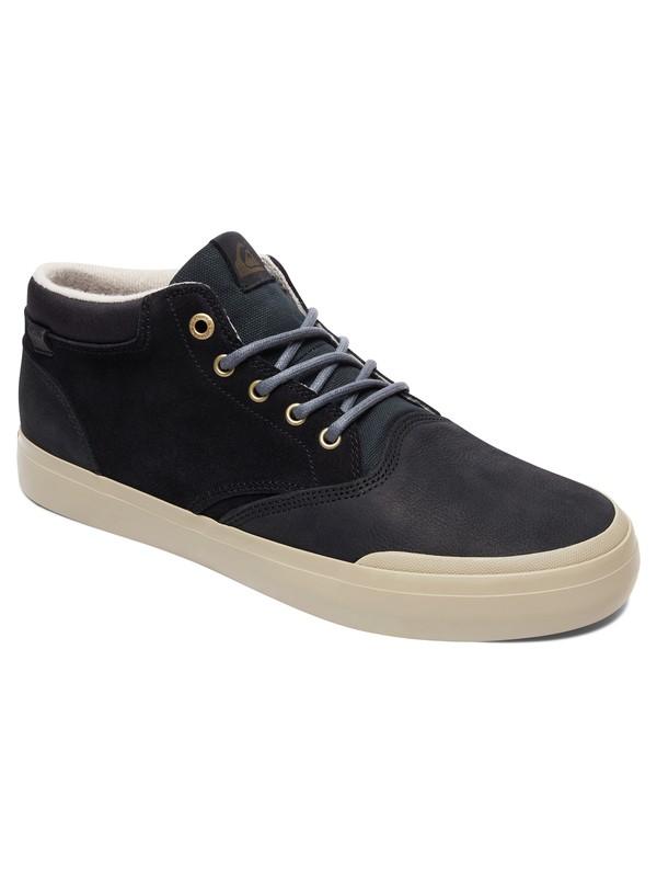 0 Verant Deluxe - Mid-Top Shoes for Men Grey AQYS300072 Quiksilver