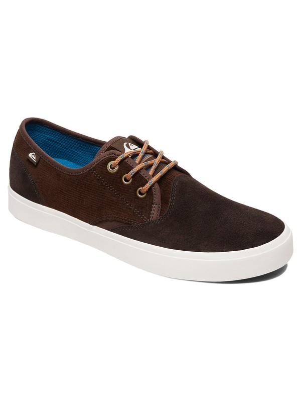 0 Shorebreak Deluxe - Shoes Brown AQYS300074 Quiksilver