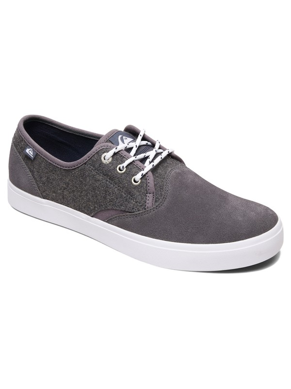 0 Shorebreak Deluxe - Shoes Gray AQYS300074 Quiksilver