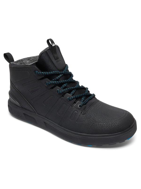 0 Patrol - Chaussures mi-Hautes pour Homme Noir AQYS700018 Quiksilver