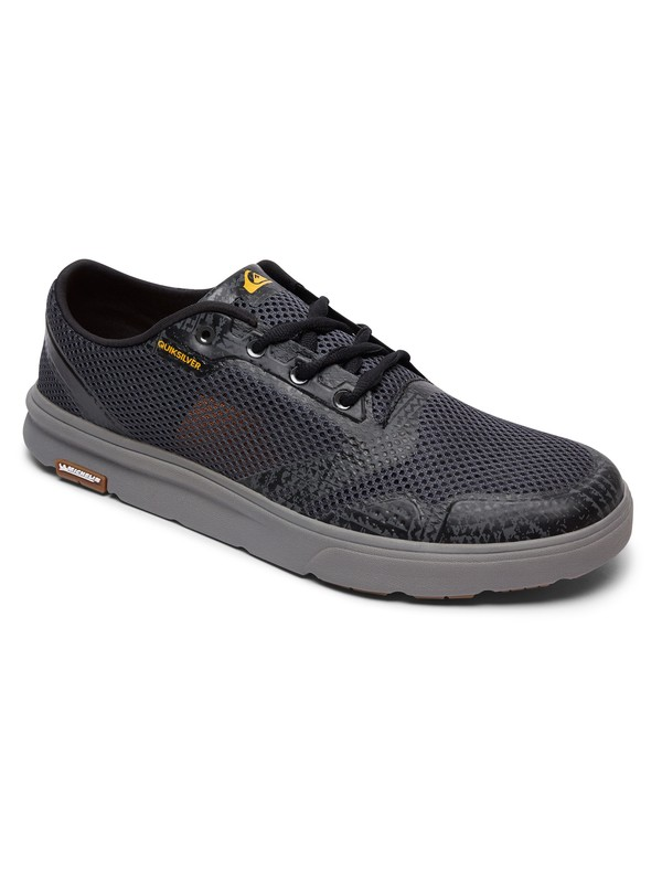 0 Amphibian Plus Shoes Grey AQYS700027 Quiksilver