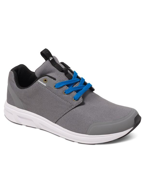 0 Voyage Textile - Shoes for Men Grey AQYS700034 Quiksilver