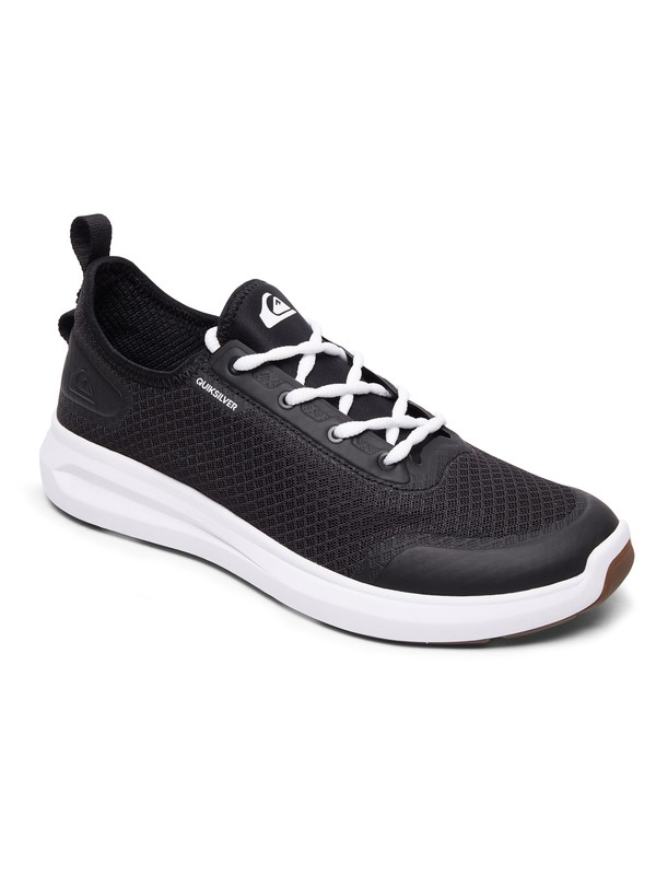 0 Zapatos - Layover Travel Negro AQYS700043 Quiksilver