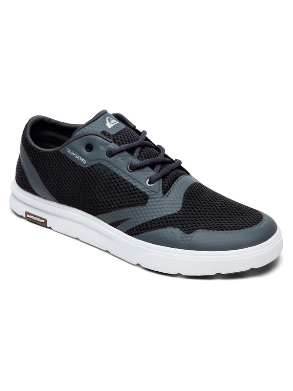 0 Amphibian Plus Amphibian Shoes Grey AQYS700049 Quiksilver