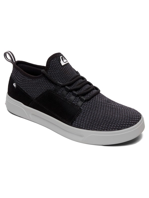 0 Winter Stretch Knit - Shoes Grey AQYS700057 Quiksilver