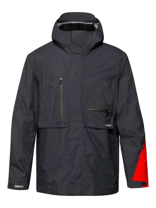 0 OVER AND OUT JACKET 15  AQYTJ00031 Quiksilver
