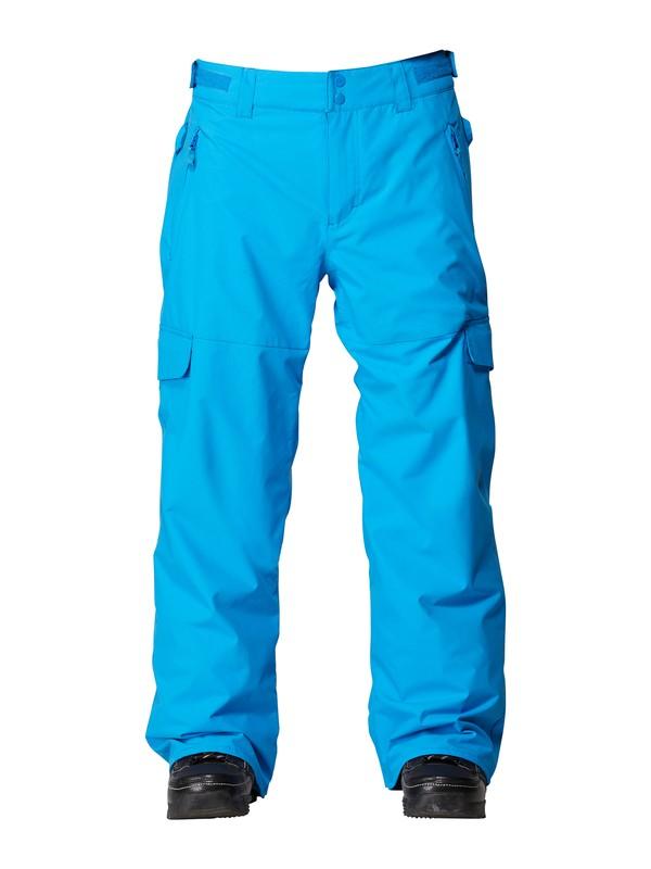 0 Portland 10K Shell Pants  AQYTP00009 Quiksilver