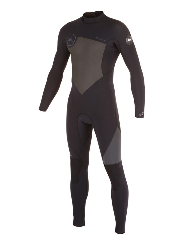 0 Syncro GBS 5/4/3mm Back Zip Wetsuit  AQYW103068 Quiksilver