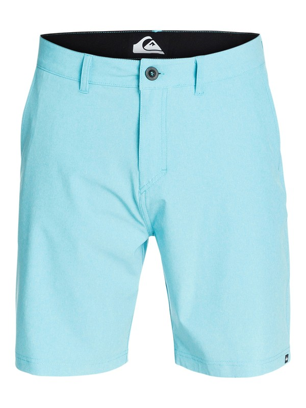 """0 Everyday Yarn-Dyed 20"""" Repreve Amphibian Shorts  AQYWS03072 Quiksilver"""