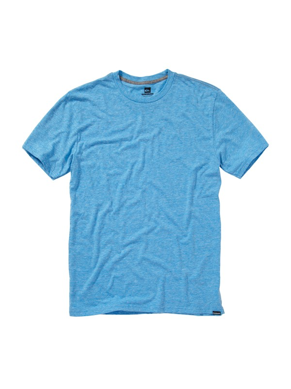 0 Blank Premium Heather Slim Fit T-Shirt  AQYZT00437 Quiksilver