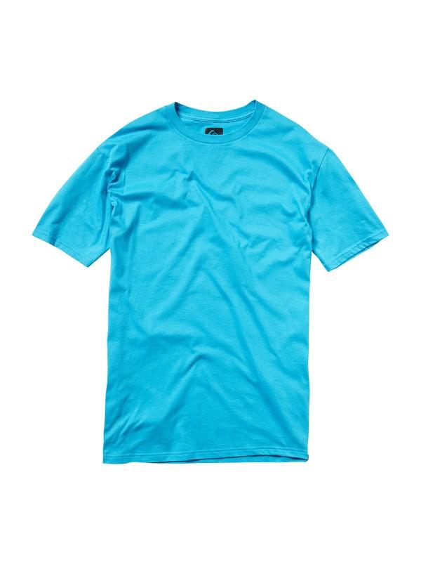 0 Everyday Crew Slim Fit T-Shirt  AQYZT00578 Quiksilver
