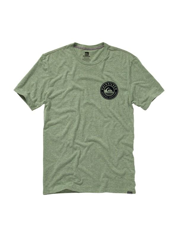 0 Add It Up Slim Fit T-Shirt  AQYZT01456 Quiksilver