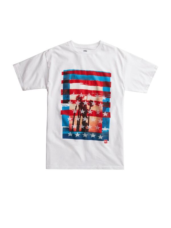 0 Head Dip T-shirt  AQYZT01878 Quiksilver