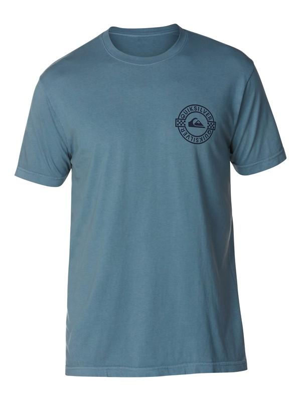 0 Better Circle Slim Fit T-Shirt  AQYZT03047 Quiksilver