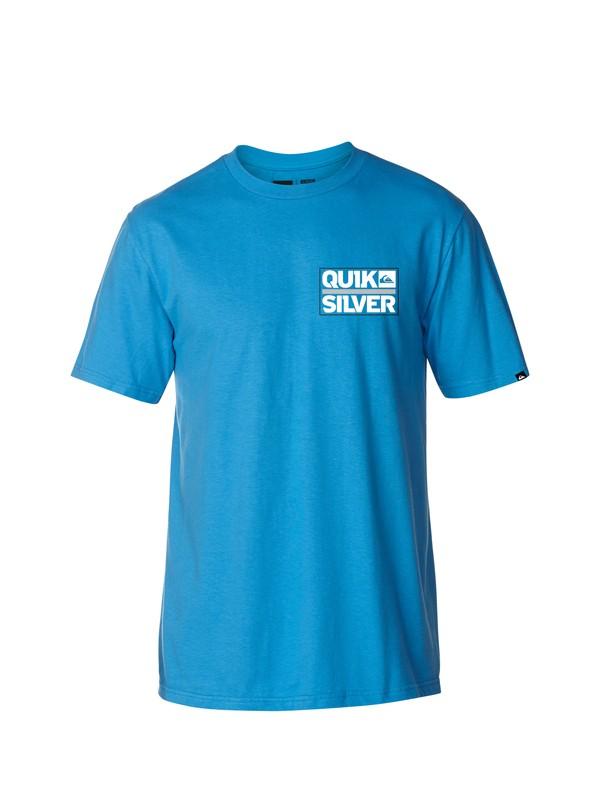 0 Castle T-Shirt  AQYZT03112 Quiksilver