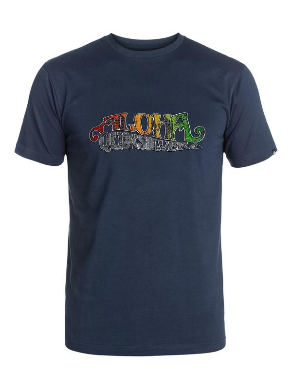 0 Aloha Dayz T-Shirt  AQYZT03265 Quiksilver