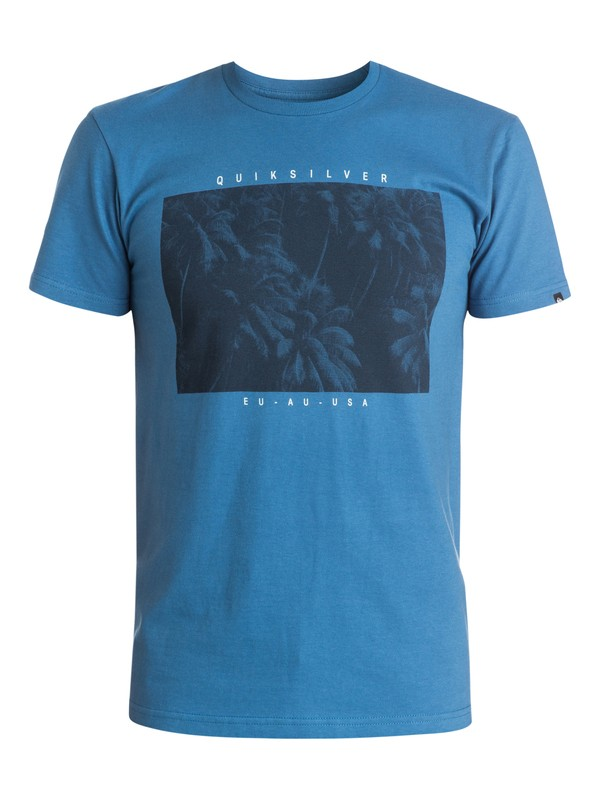 0 Palm Pop Tee  AQYZT03421 Quiksilver