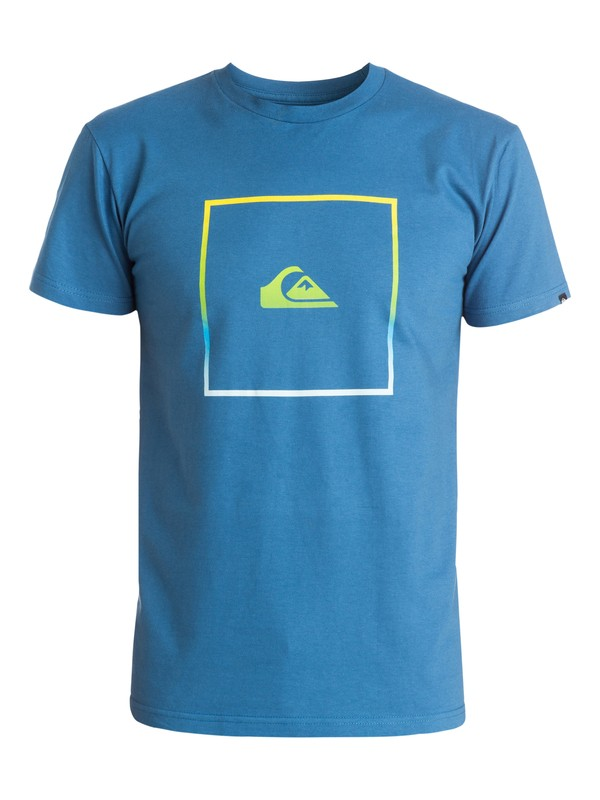 0 Shut Up And Surf Tee  AQYZT03423 Quiksilver