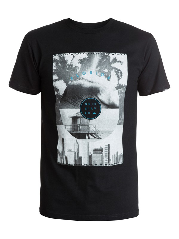 0 Camiseta Fl Excursion  AQYZT03495 Quiksilver