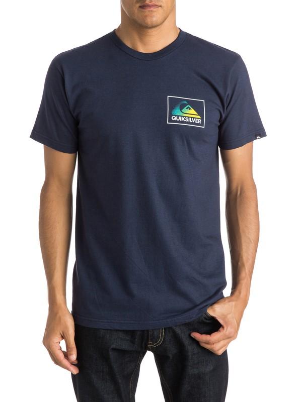 0 New Wave - T-Shirt  AQYZT03801 Quiksilver