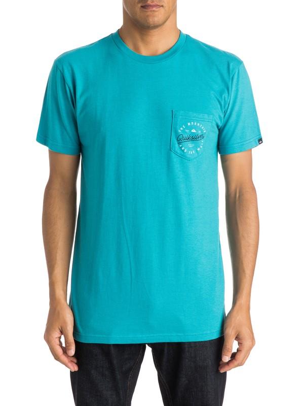 0 Scriptville - T-Shirt  AQYZT03817 Quiksilver