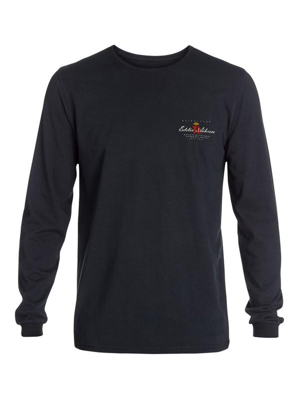 0 Eddie Poster Long Sleeve T-Shirt  AQYZT03858 Quiksilver