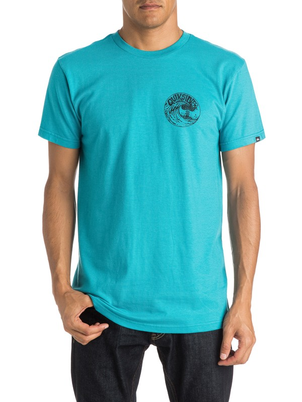 0 Fission - T-Shirt  AQYZT04007 Quiksilver