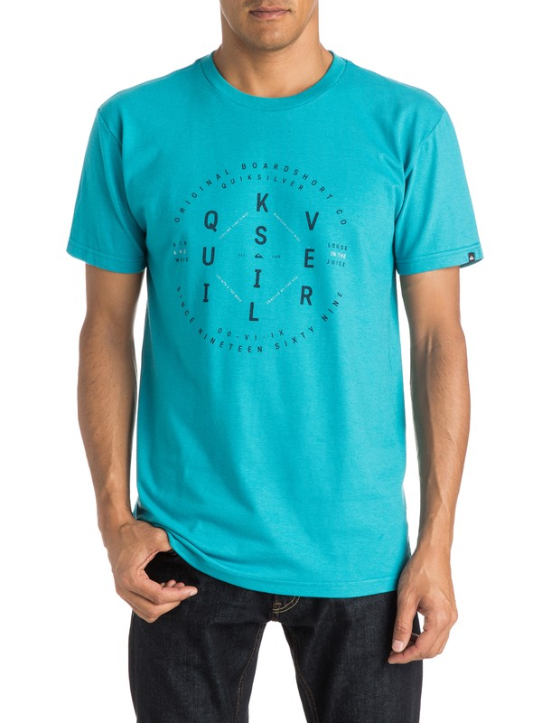 0 Run - T-Shirt  AQYZT04010 Quiksilver