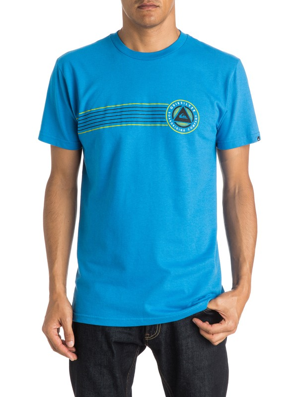 0 Check The Surf - T-Shirt  AQYZT04013 Quiksilver